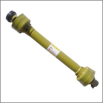 Albero cardanico tubo triangolare spinato 35x106,5 l 1360 mm