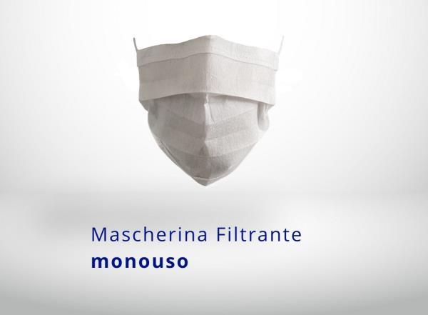 20pz. Mascherina in fibra EN 779:2012