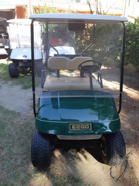 Golf car Ez-Go 2 posti verde