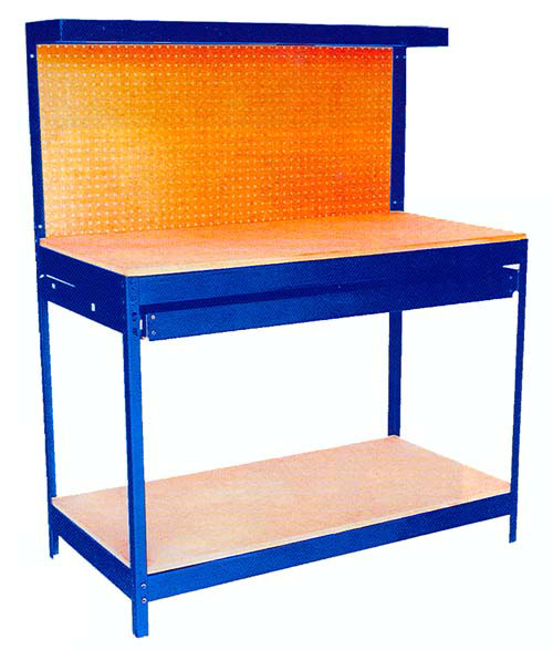 Banco da lavoro axel con pianale in legno prezzo top for Banco da lavoro giocattolo ikea