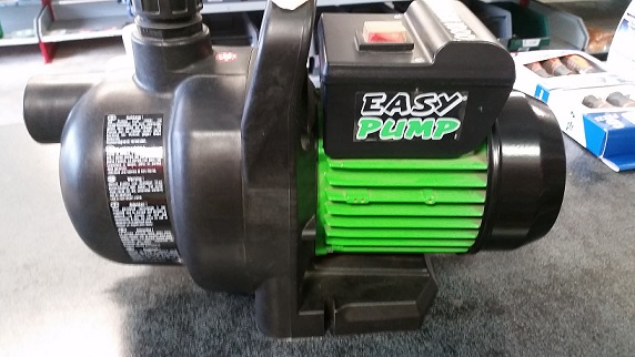 Elettropompa Easy pump Garden 1000