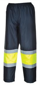 Pantaloni Traffic bicolor S586