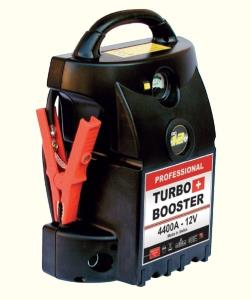 "Turbo Booter ""Professional"" 12V - 4400 Amp"