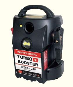 Turbo Booster Professional  24 V-3200 Amp